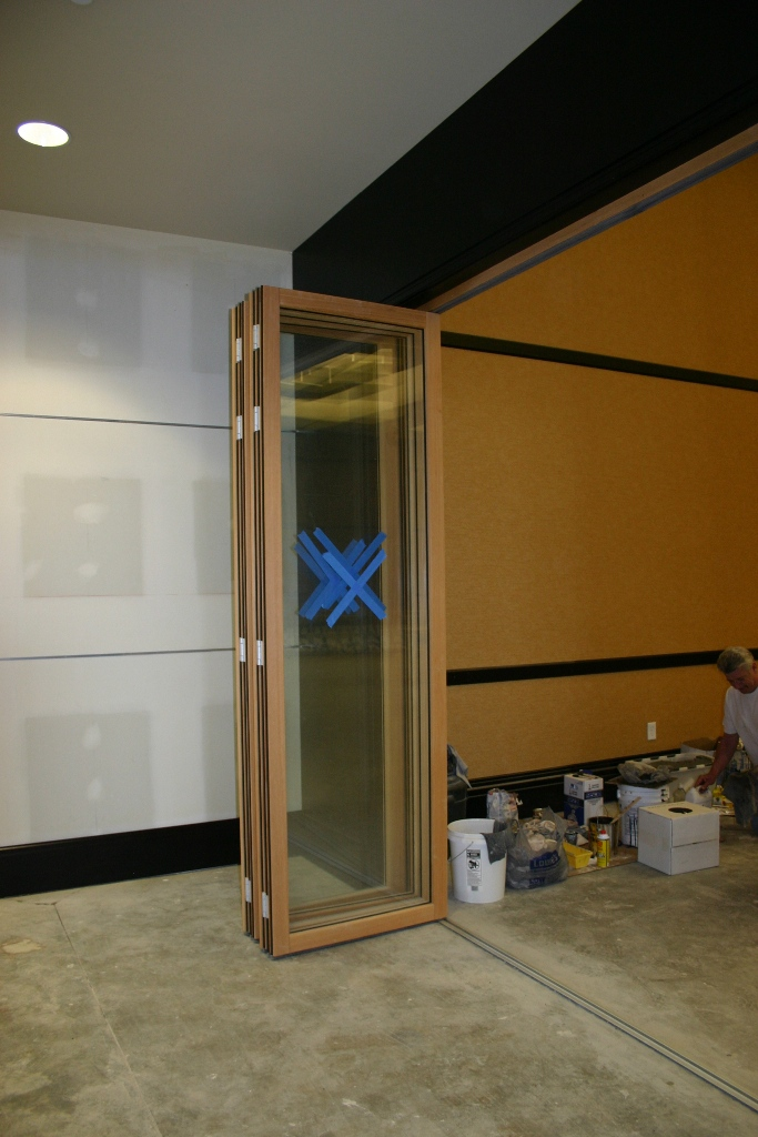 Folding Doors And Grilles