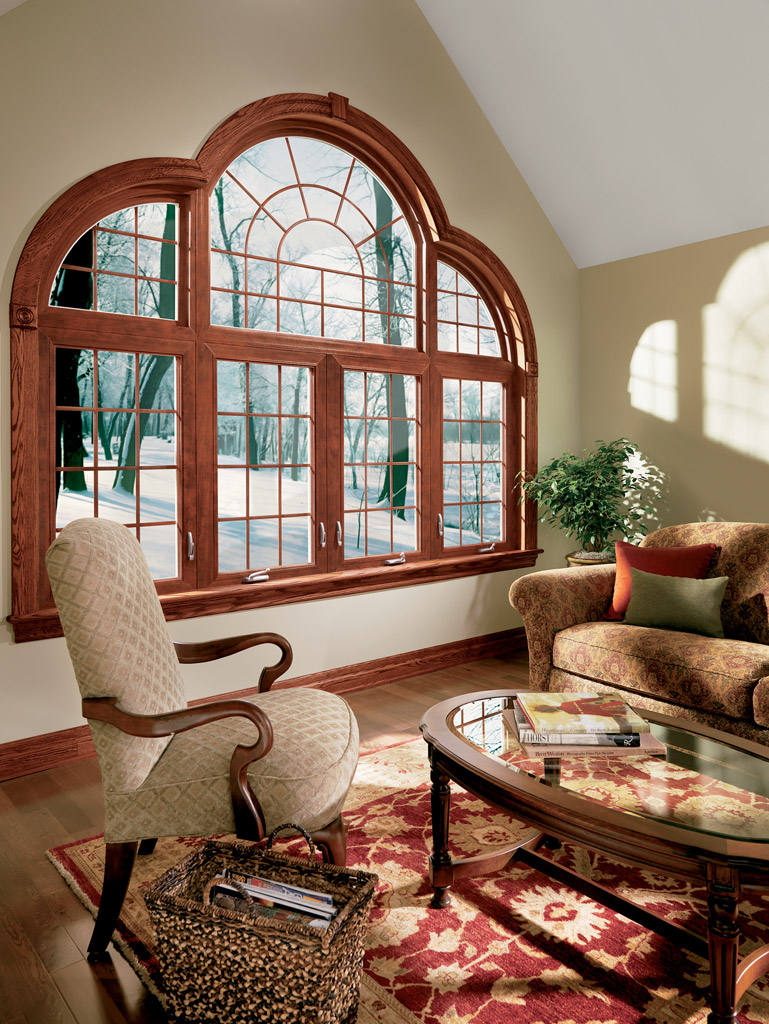 Exterior Color Options For Simonton ProFinish® Brickmould 600 Product Line  | Credit: Simonton Windows