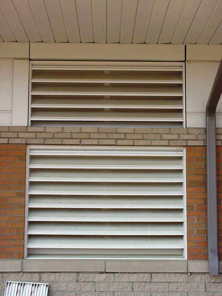 08 90 00 Louvers And Vents Buildipedia