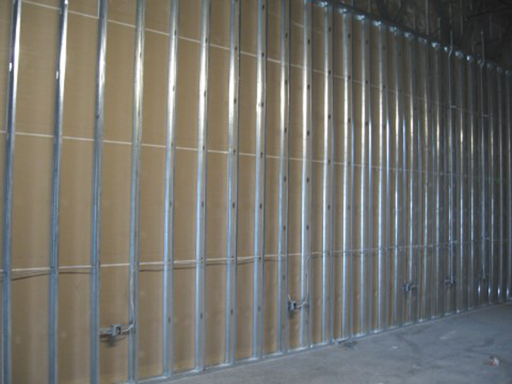 non structural metal framing