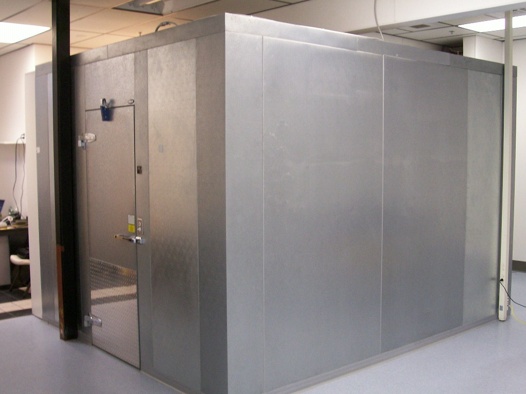 Walk-In Cooler and Freezer Installation Manual