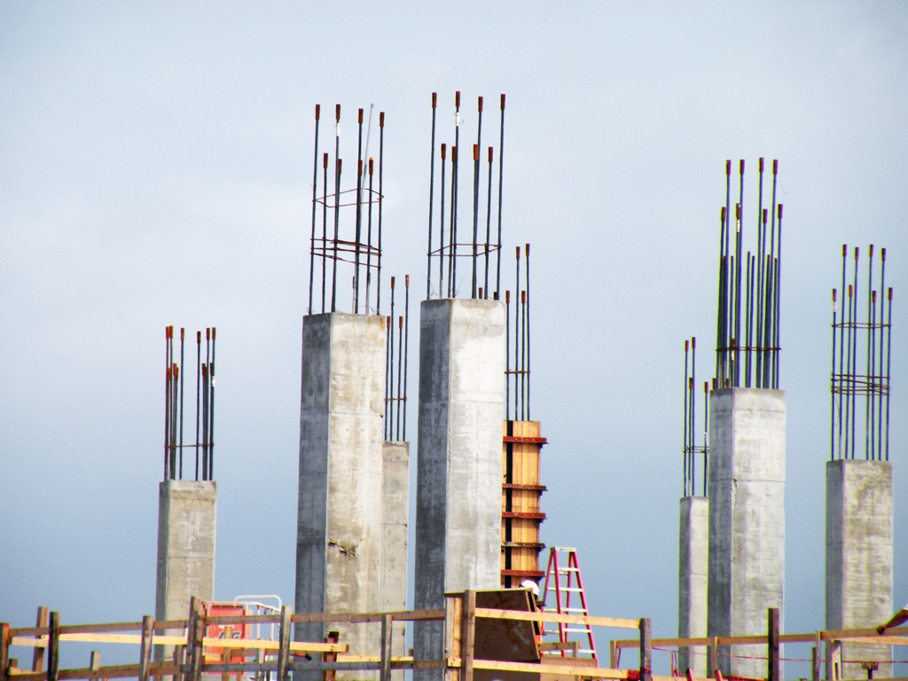 3 reasons concrete pilings are crucial for construction for Concrete pilings for house