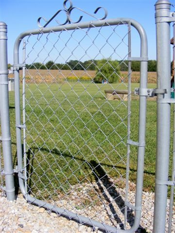 Chain Link Fences And Gates