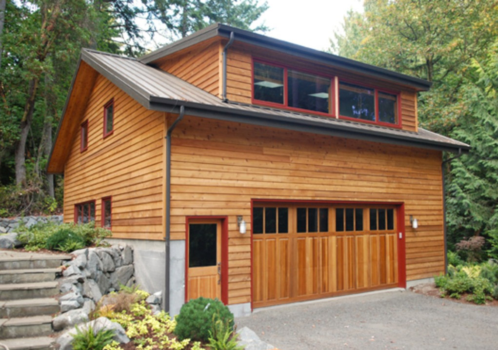Insulating floors over unheated garages buildipedia for Carriage house plans with apartment