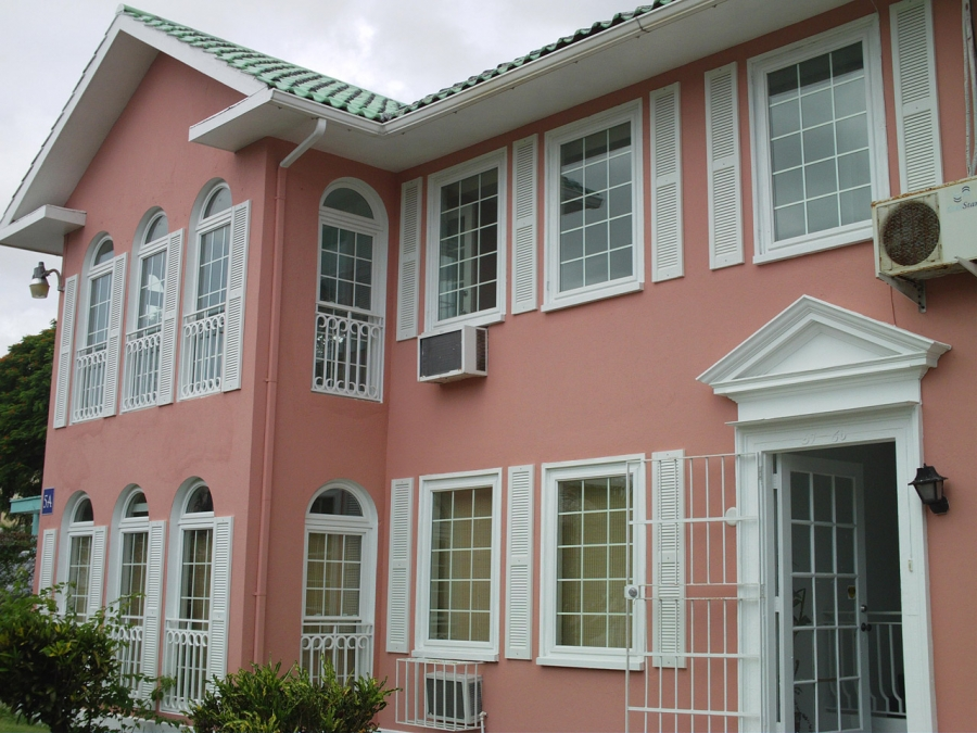 Simonton StormBreaker Plus® Windows Help Protect Bahamas Building from Severe Weather