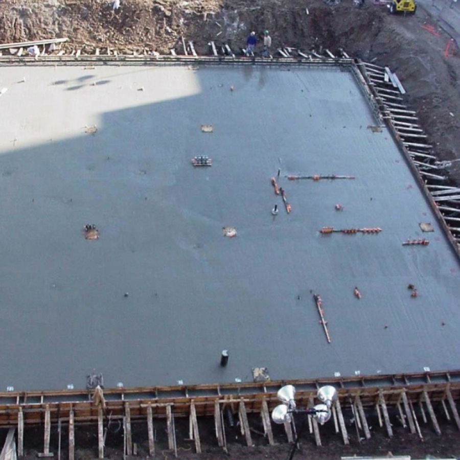 Slab-on-Grade Foundation Moisture And Air Leakage Control