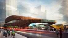 SHoP Architects' Barclays Center Comes to Brooklyn
