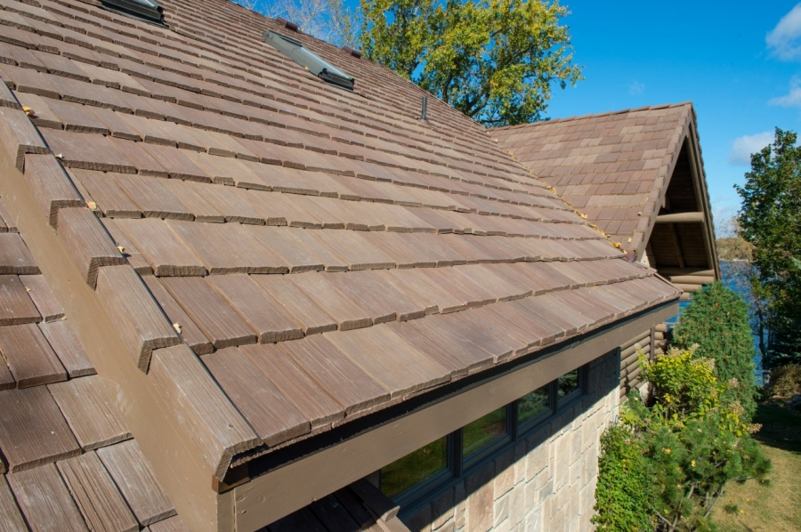 Bellafort shake tiles generate four times more sales than for Polymer roofing