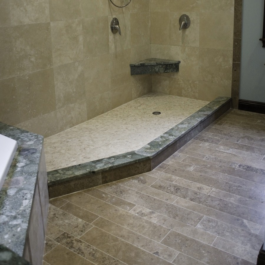 Maintenance tips bathroom floors buildipedia for Shower room floor tiles