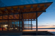 House of the Month: Combs Point Residence by Bohlin Cywinski Jackson