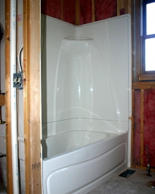 Bathtubs and Surrounds: Refinish or Replace