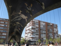 Madrid's M-30 Urban Renewal Project: Puentes Cascaras