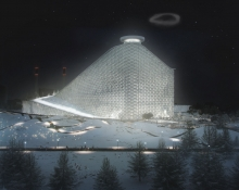 Bjarke Ingels Group's (BIG's) AmagerForbraending