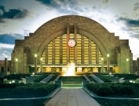 Art Deco in Cincinnati: Union Terminal and Carew Tower
