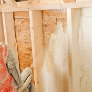 Sprayed-Foam and Foamed-In-Place Insulation
