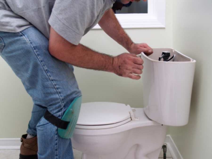 Toilet Repair: Leaking Toilet Repair