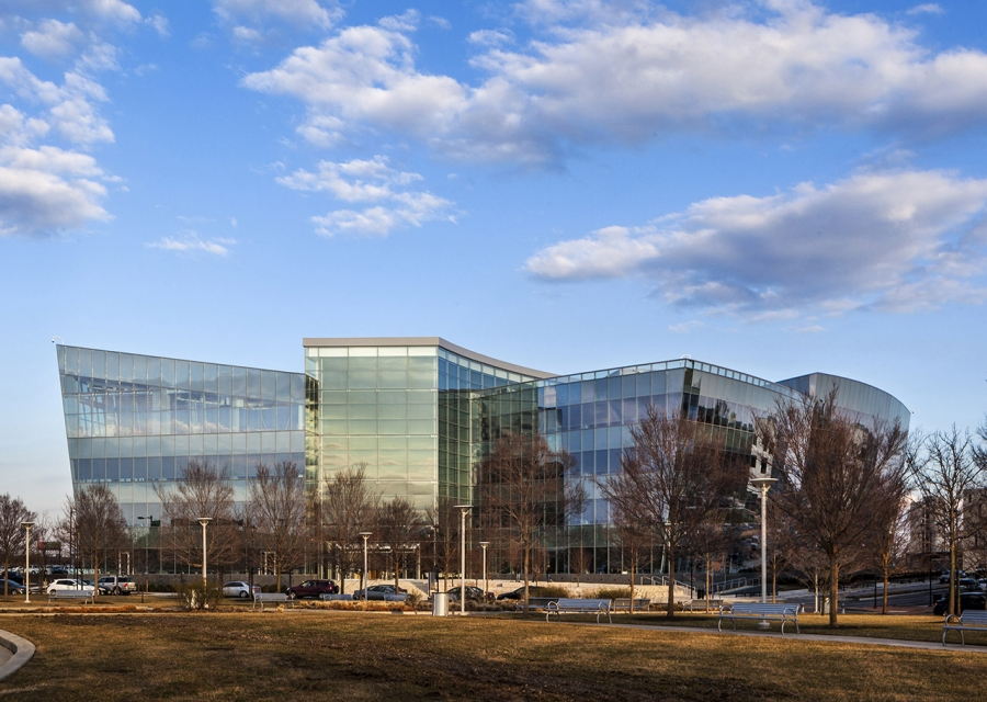 Double LEED Platinum for GSK's HQ in Philly's Navy Yard