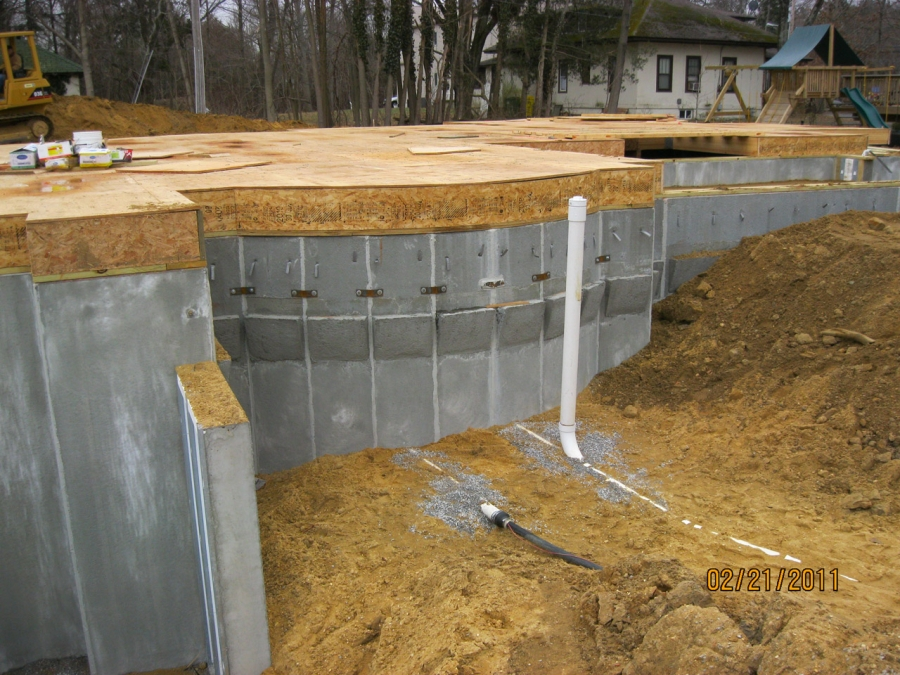 Precast Concrete Basement Walls Part - 33: Builder Hides Secrets In The Basement Image Courtesy Of Superior Walls®