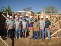 BIM Helps Habitat for Humanity Partner Family Take a Virtual Tour of Their New Home