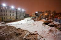 How Can Construction Sites Combat Winter Conditions?