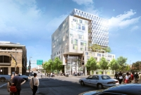 Behnisch Architekten's Winning Design for the University of Baltimore School of Law