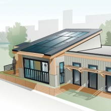 2011 Solar Decathlon: Tidewater Virginia's Unit 6 Unplugged