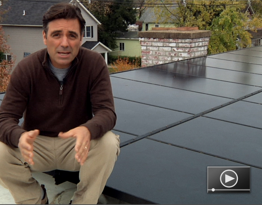 Residential Solar Energy Systems