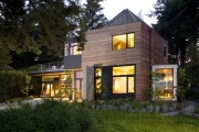 Green House of the Month: The Ellis Residence by Coates Design
