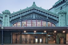 STV Group Renovates Hoboken's Historic Ferry Terminal