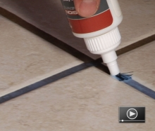 Sealing Sanded Grout
