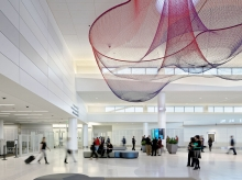 Sustainable Education: San Francisco International Airport's Terminal 2