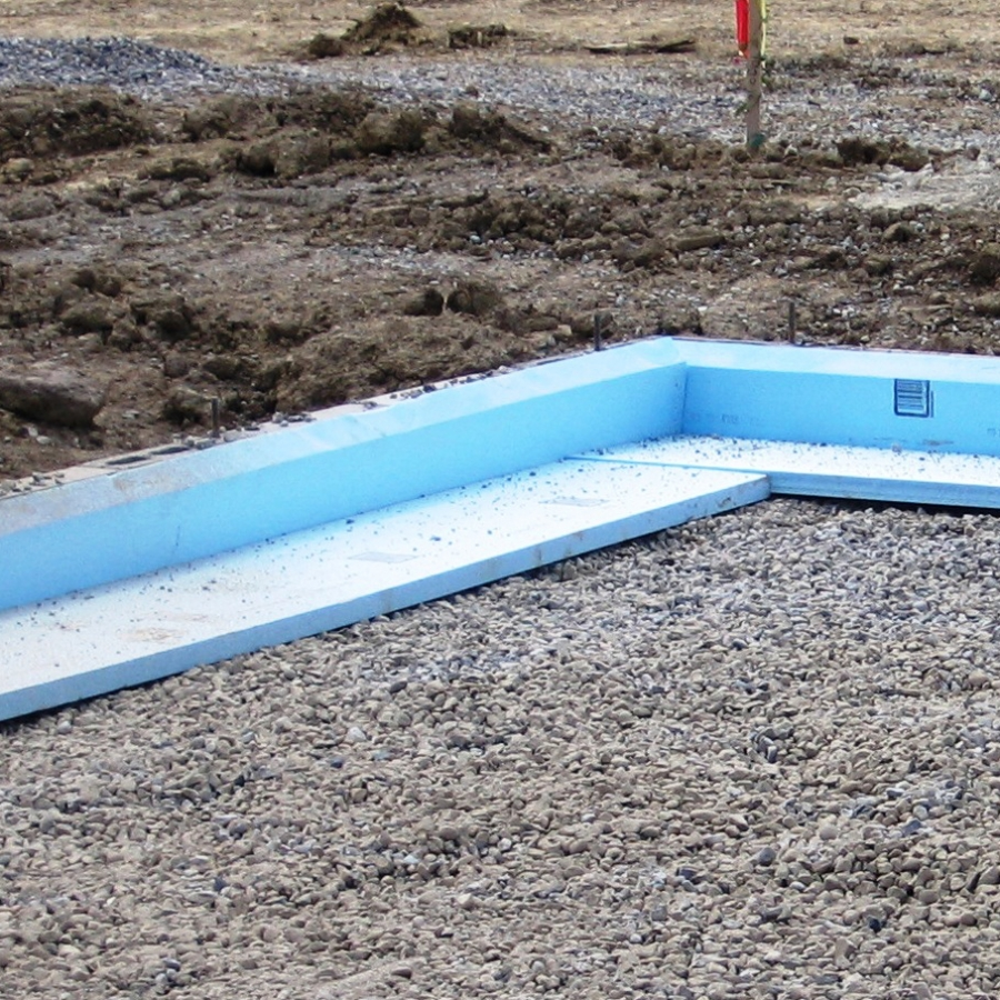 Slab On Grade Foundation Insulation Buildipedia