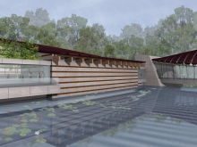 Crystal Bridges Museum of American Art: Marrying Engineering and Architecture