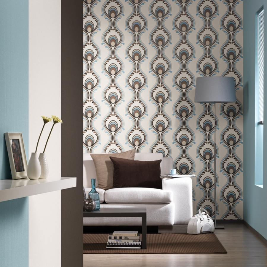 Trend Watch: Artistic, Environmentally Friendly Wallcoverings