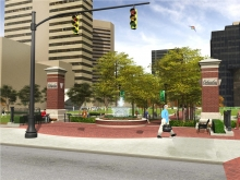 Columbus Commons Aims to Revitalize Downtown
