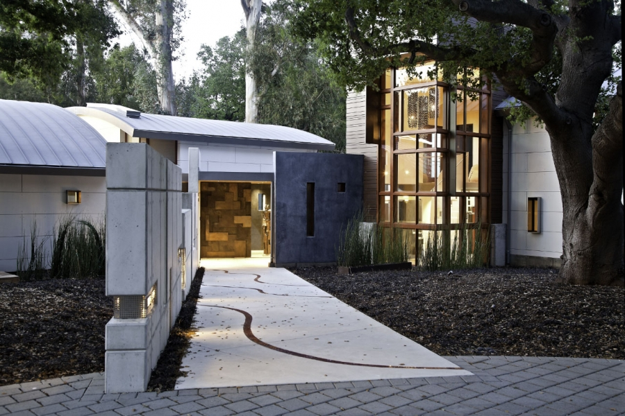 House of the Month: Saratoga Creek House by WA Design
