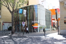 Madrid's Sustainable Petrol Station