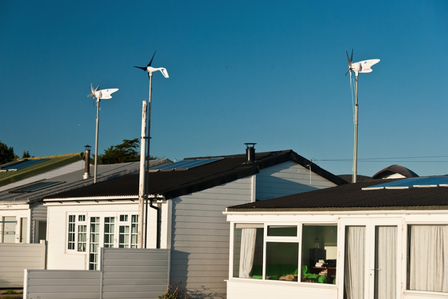 Residential Wind Power Unlikely to Be Cost-Effective ...