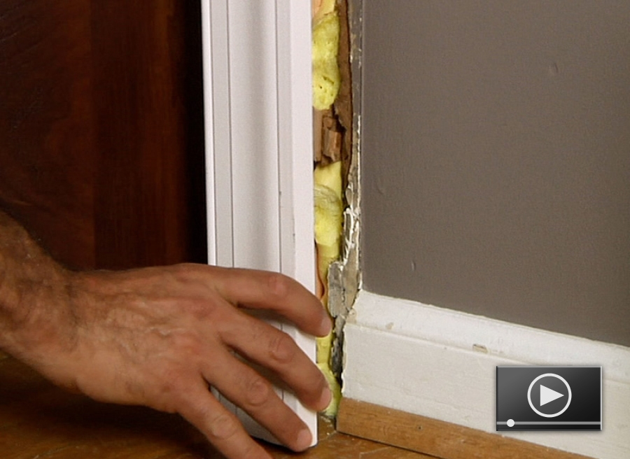 Charmant How To Install Door Casing