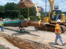 Pipe Bursting: A Trenchless Technology
