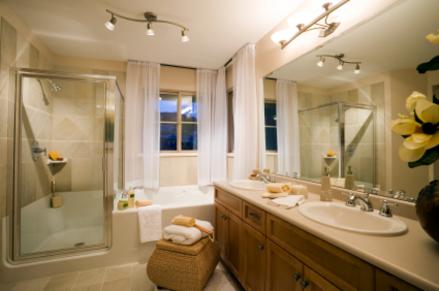 Beneath bathroom finishes substrates that manage water for Bathroom finishes trends