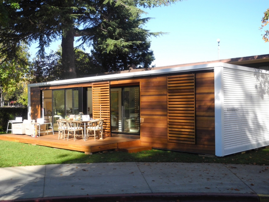 prefab house by connecthomes in silicon valley - Prefab Homes Affordable