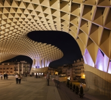 The Metropol Parasol: Rich Community History Meets Progressive Architecture
