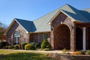 Selecting Roof Colors to Complement Brick and Stone Exteriors