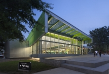 Anacostia Library by Freelon Group
