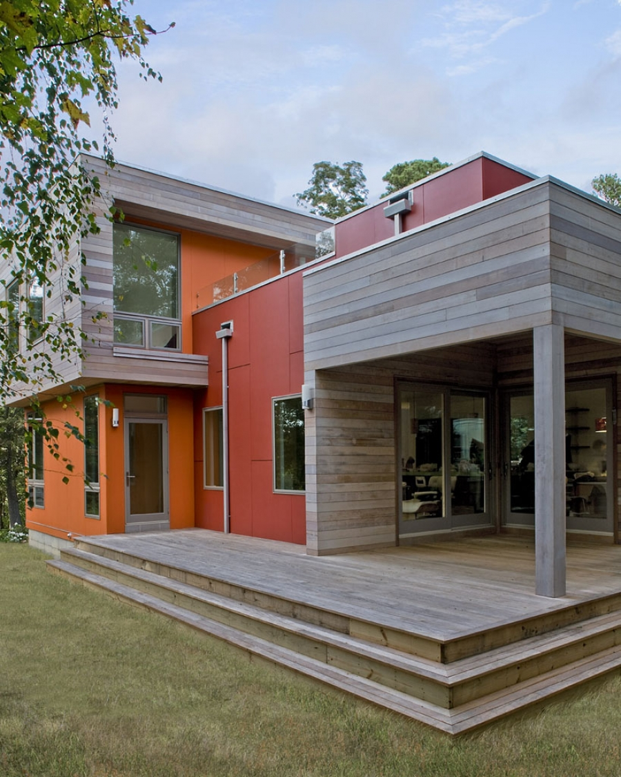 Green Home of the Month: English Residence by ZeroEnergy Design