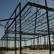 Steel Joist Framing