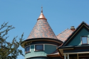 Colorful Custom Roof Projects