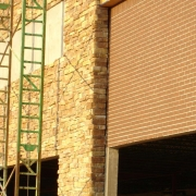 Manufactured Brick Masonry