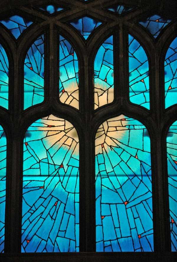 Stained Glass: Painting The Light